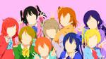 Love Live! School idol Project Minimalist
