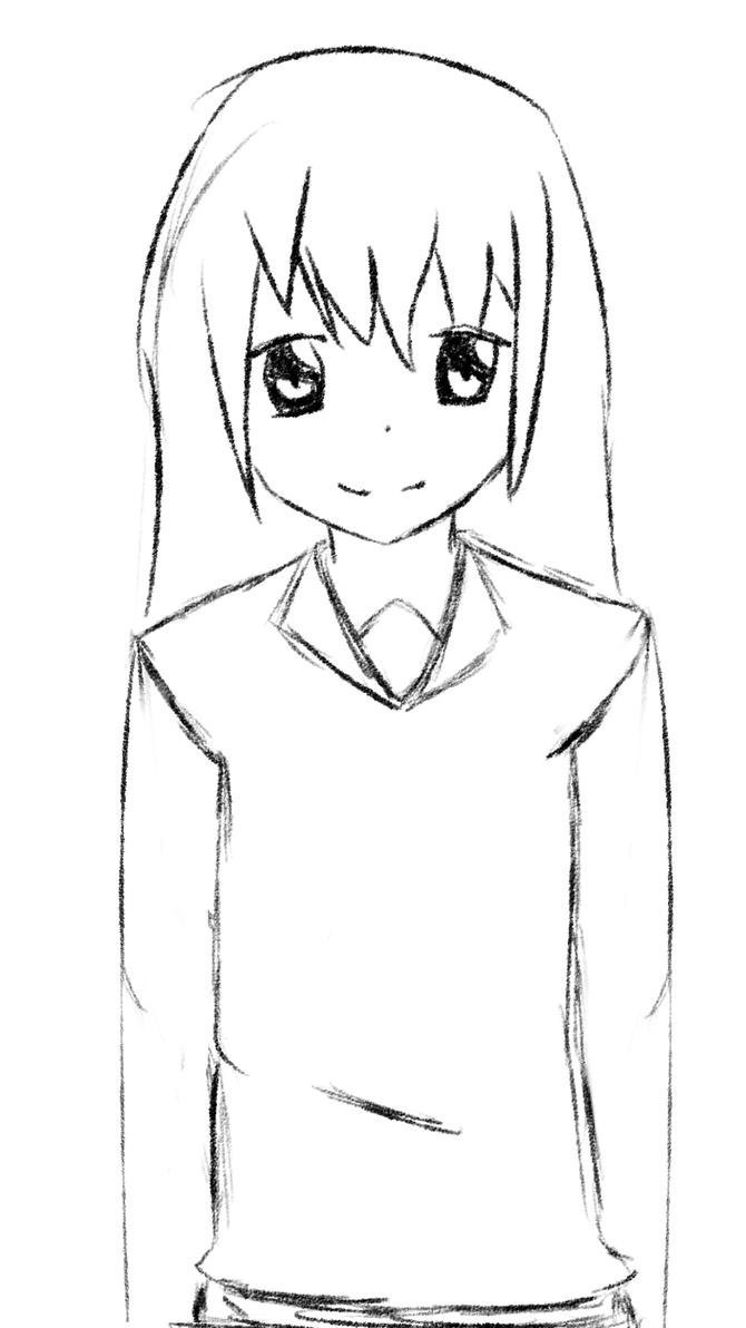 PC Sketch by IcyRO-kun