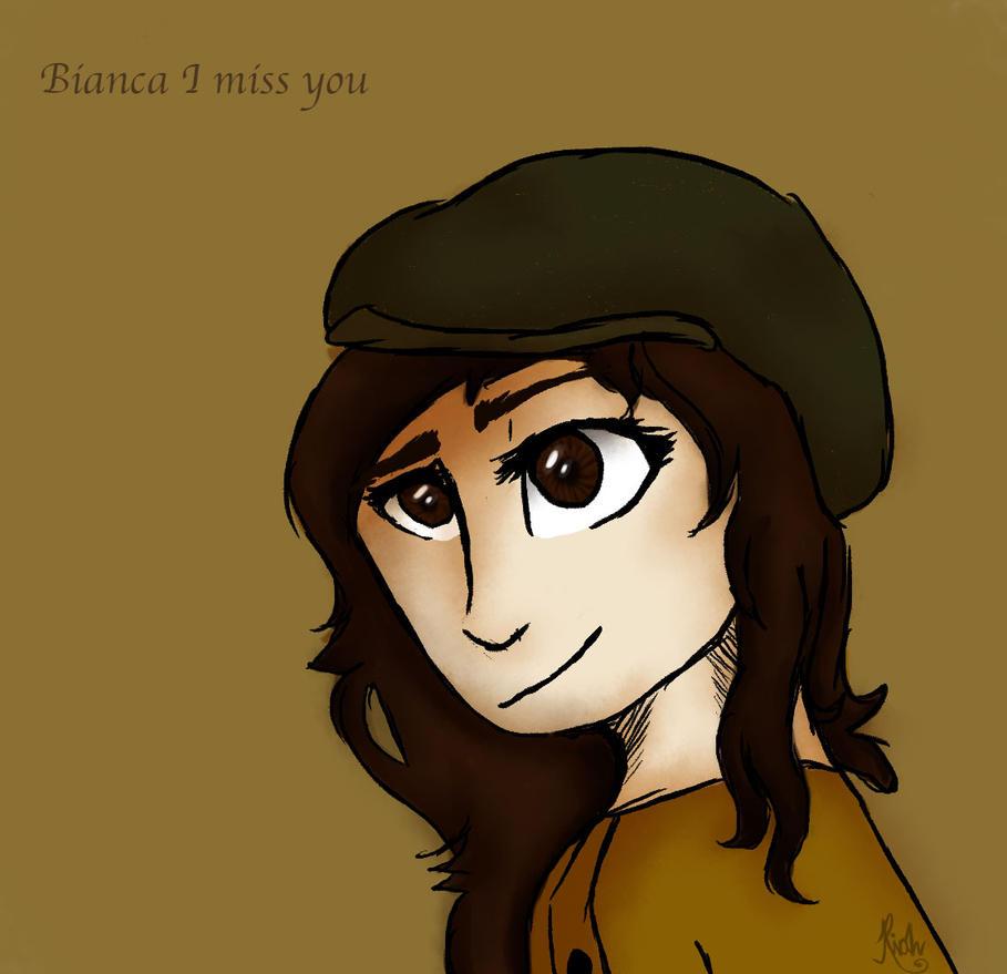 Bianca I miss you by MintyFressh