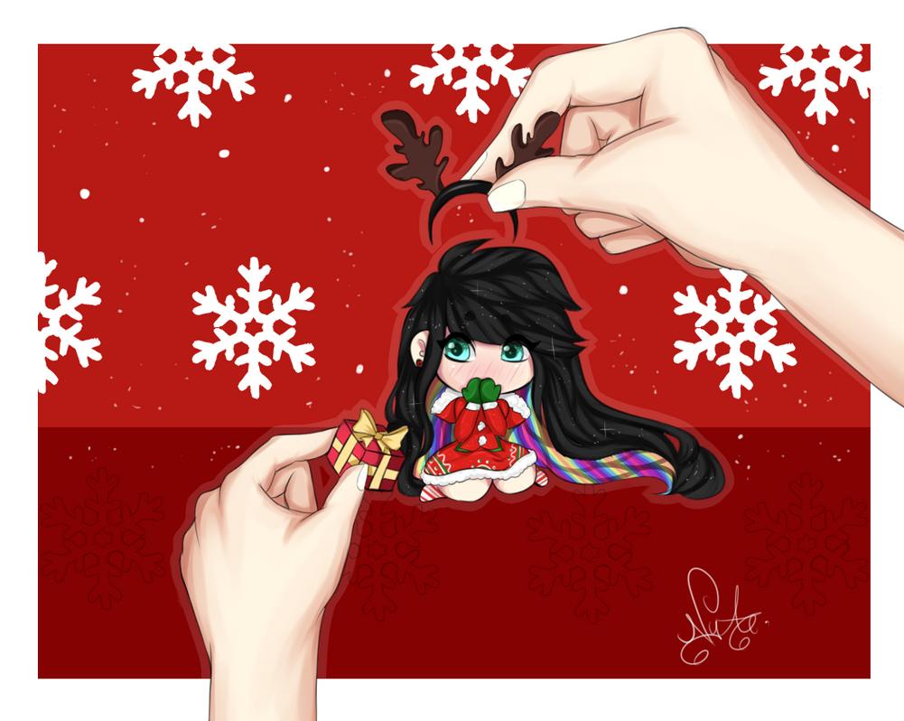 Leyla Linda Navidad by Diecchii