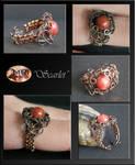 Scarlet- ring