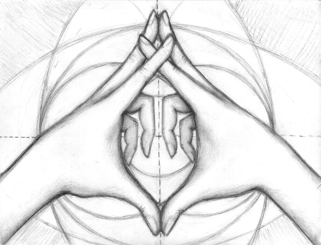 Vulva Coloring Pages