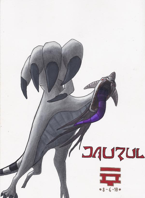 Dauzul Raeg by DreamCyberium