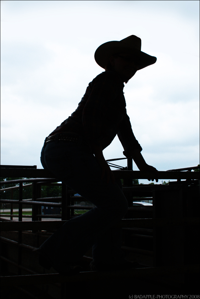cowgirl silhouett wallpaper - photo #19