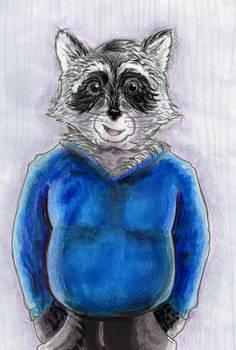 Qualin Raccoon