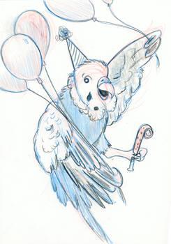 Party Parakeet!