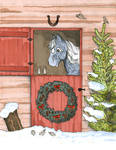 Christmas Horse 2006