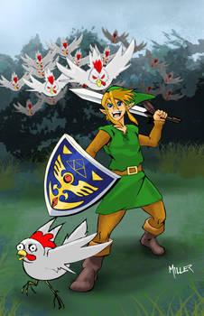 Link: Attack of the Cuccos