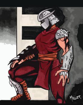 Shredder: Jim Lee Homage