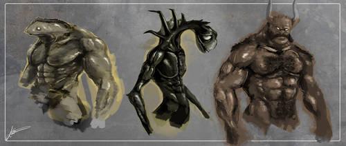 Charakter Concepts