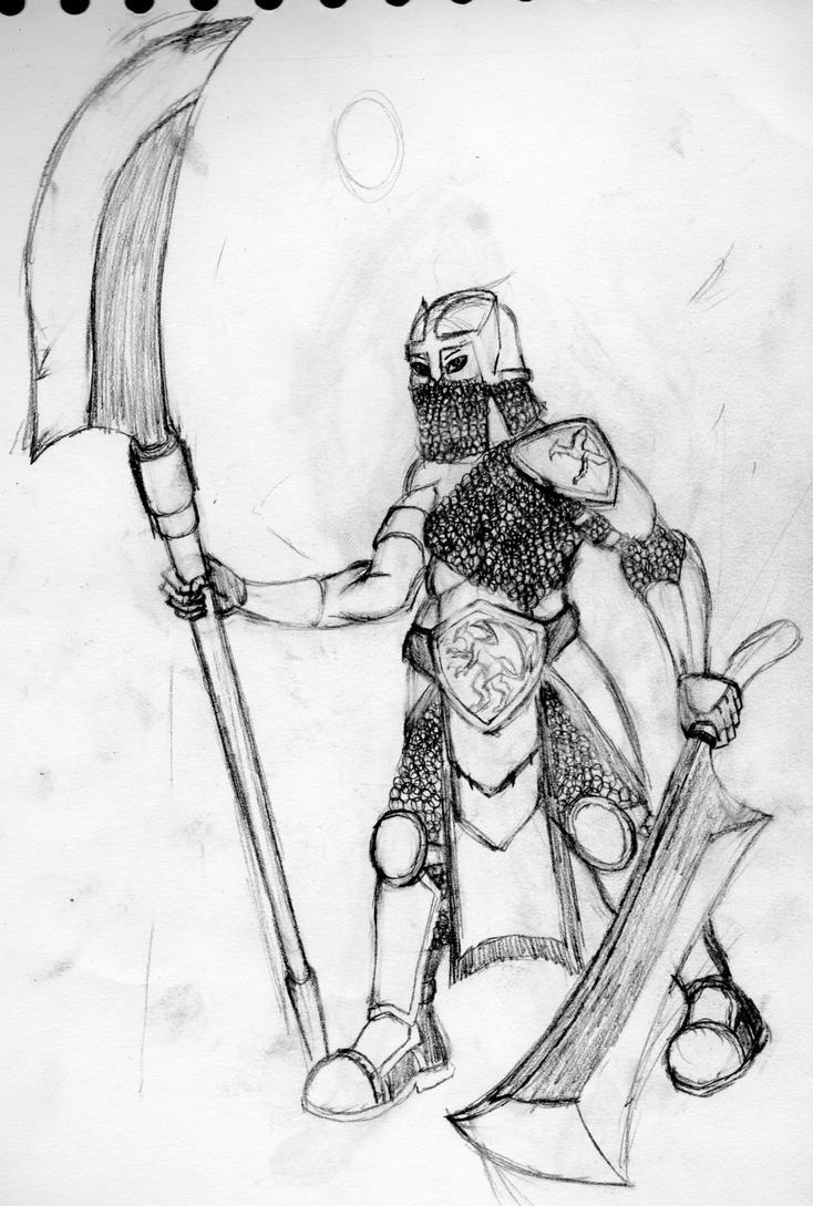 fatty warrior by kkr682