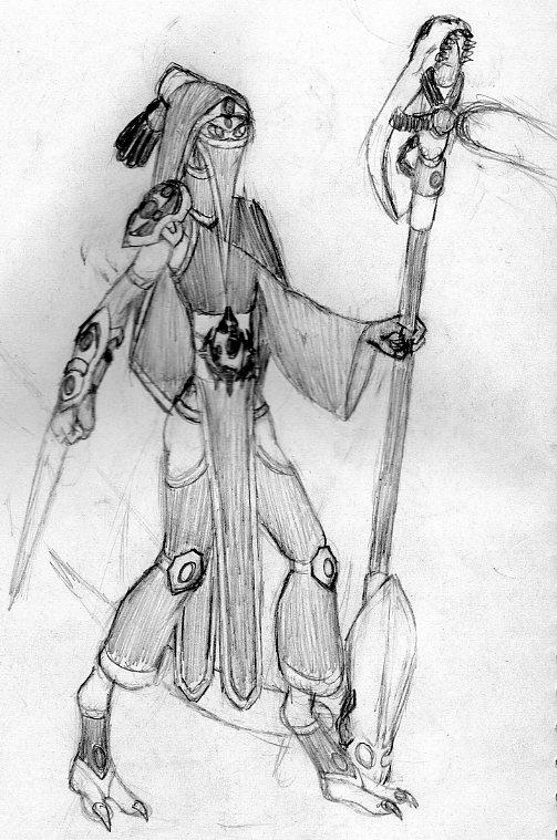 Nerazim Dark Templar by kkr682