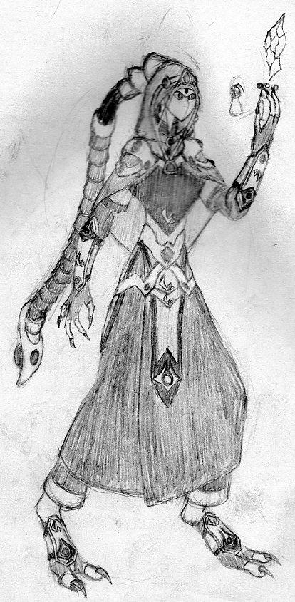 Shelak Tribe Judicator by kkr682