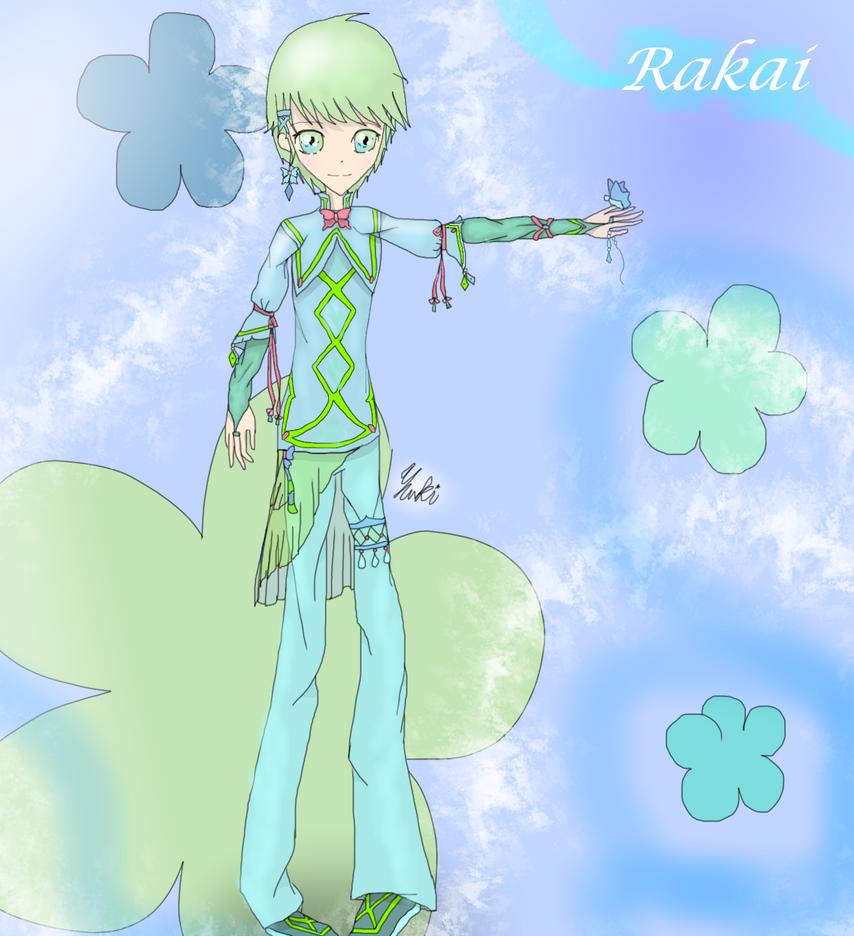 Request For ~Naikeraku by SayuriSakurai