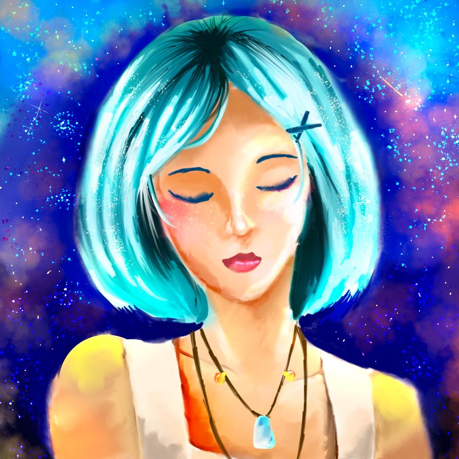 Mel Painting by SayuriSakurai