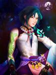 [FA] Xiao, Vigilant Yaksha by SayuriSakurai