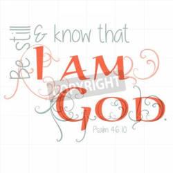 Psalm 46:10 Inspirational Scripture 50638031