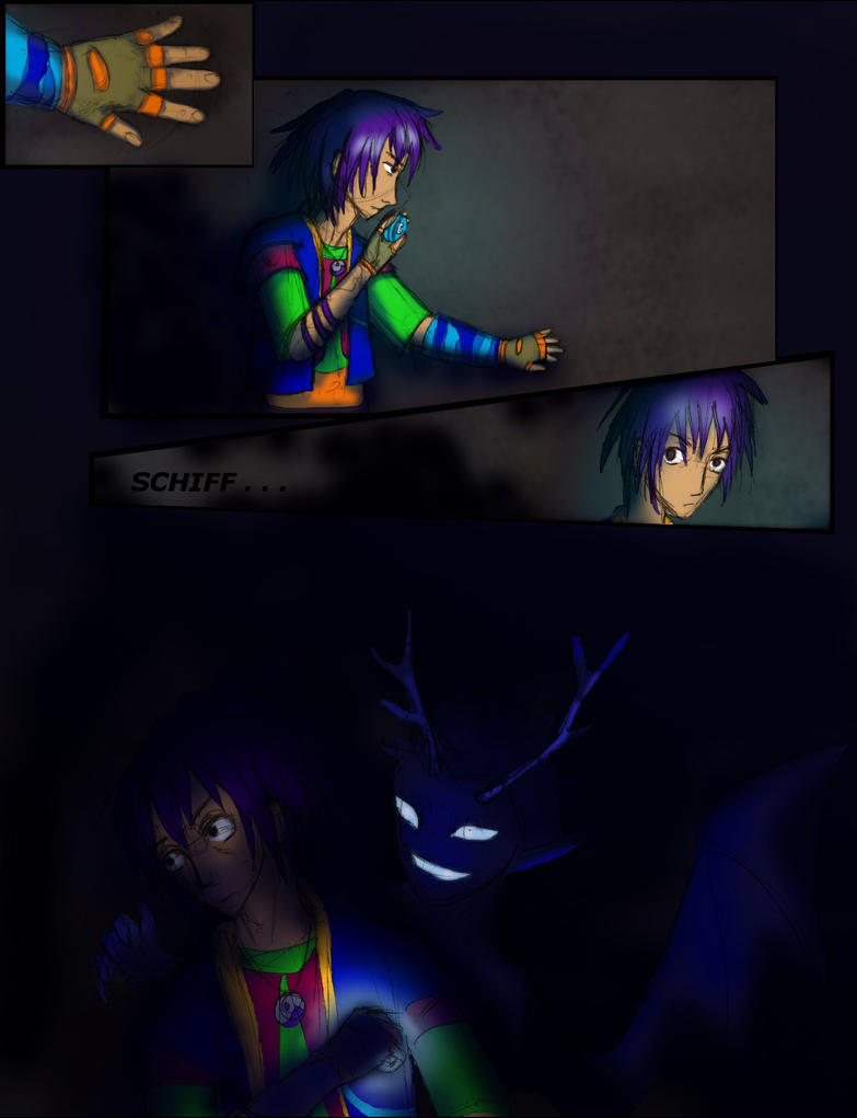 Spelunking 1 by persephone-the-fish
