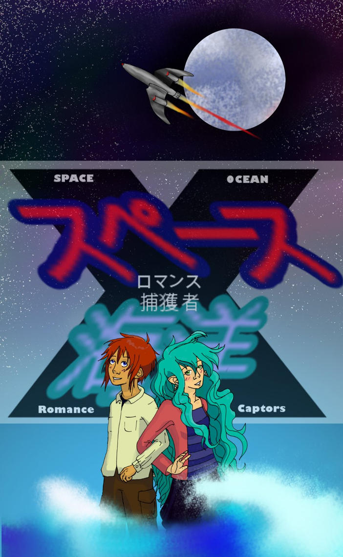 SPACE X OCEAN: Romance Captors by persephone-the-fish