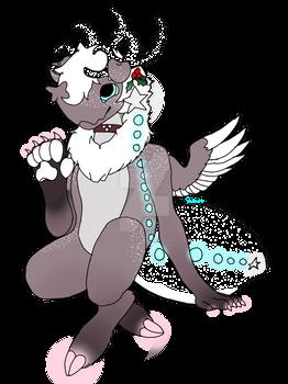 Snowglobe Reindeer (Approved Tea Beetle MYO)