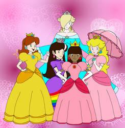 The 5 Princesses