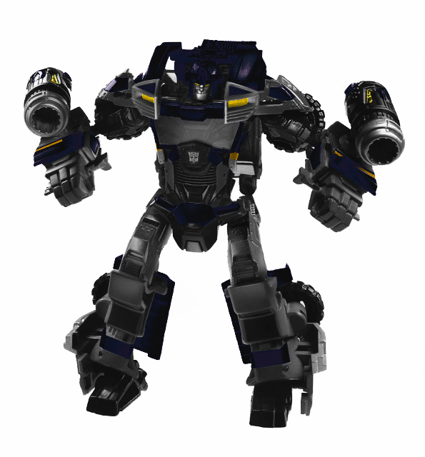 transformers prime  ironhide in movie colors by mirageandjazz1197