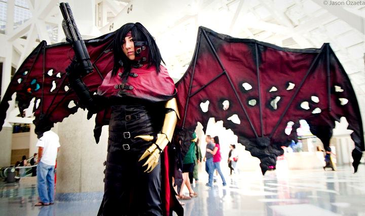 Vincent Valentine/Chaos by SandyCosplayCandy
