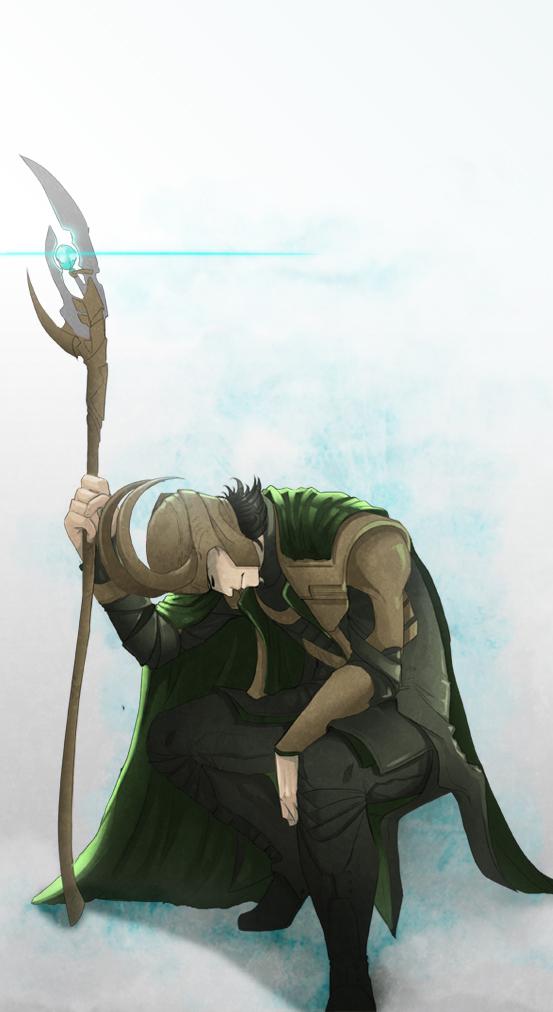 Loki by RattledMachine