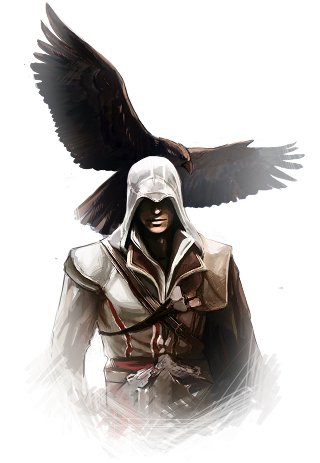 AC2: Ezio by RattledMachine