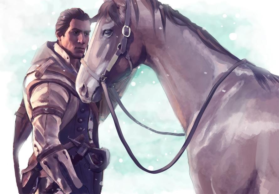 AC3: horsie by RattledMachine