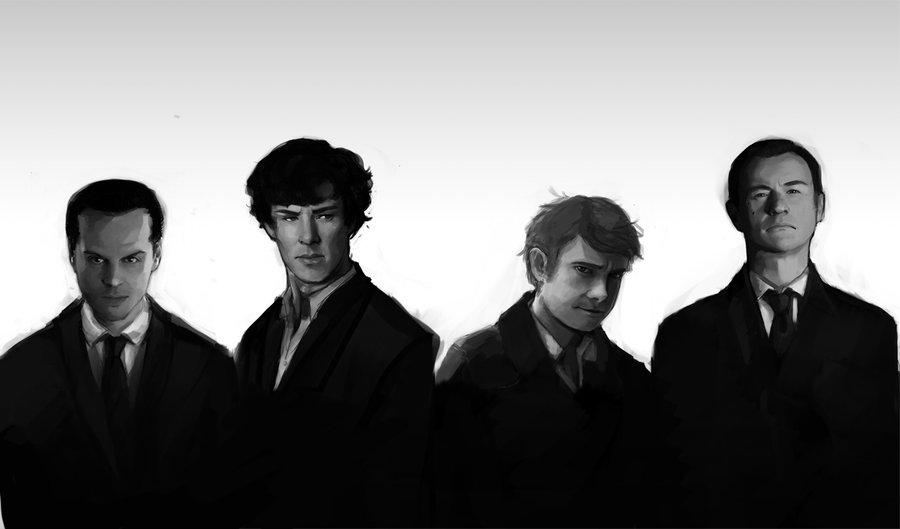 BBCS: Greyscale by RattledMachine