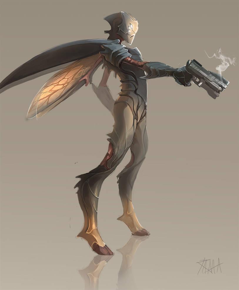 Bugman by RattledMachine