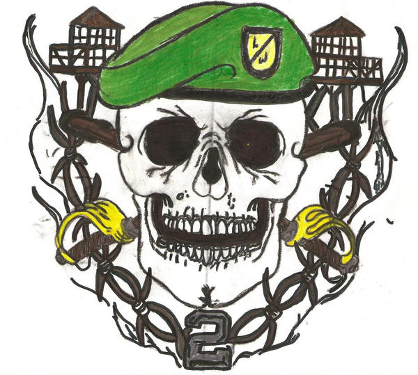 Army Skull by Timber-Dog on DeviantArt