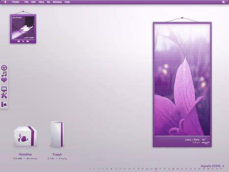 Purple Inspirat