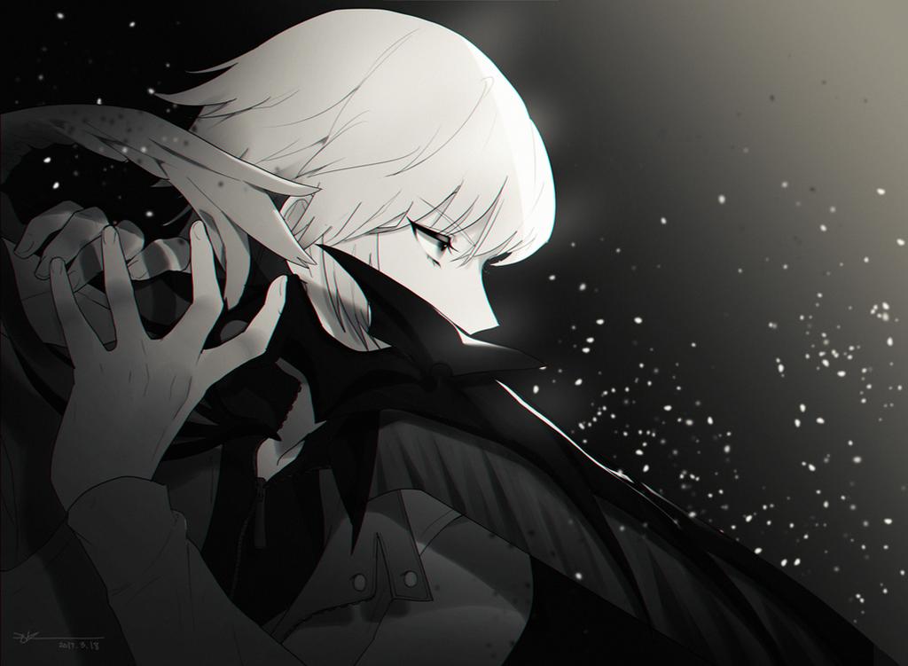 Master Riku by hakei