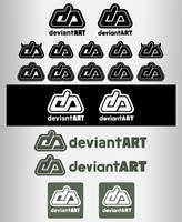 DJMONKEYBOY DA Logo Concept 2 by djmonkeyboy