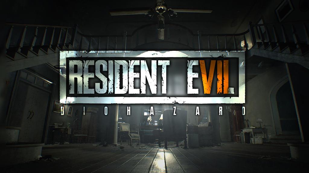 Resident Evil 7 Hd Wallpaper: Resident Evil 7 Wallpaper By Snakeyboy On DeviantArt