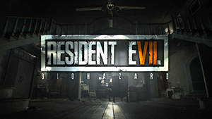 Resident Evil 7 Wallpaper