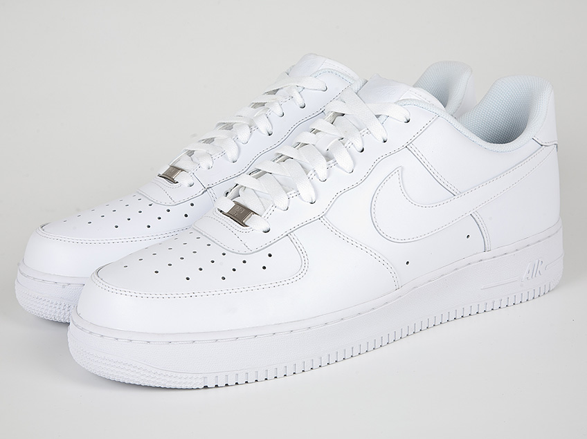 nike force air white