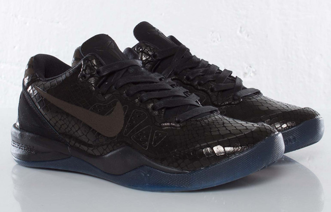 new product 1b8aa 2e3d0 Nike Kobe 8 System EXT Year of the Snake Black by ShojiJitsu ...
