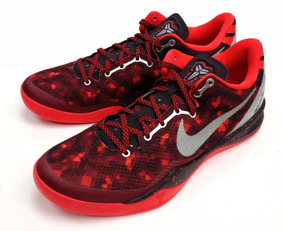new products great fit where to buy Nike Kobe 8 System EXT Year of the Snake Port Wine by ShojiJitsu ...