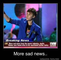 more sad news...