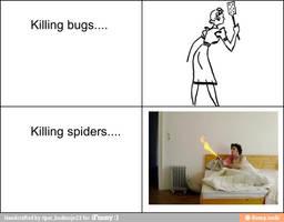 SPIDER!!!! by salvi41