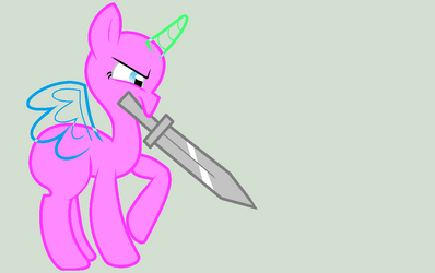 Pony Sword Base