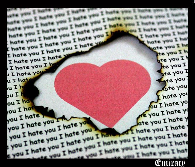 Hate Love by Emiraty
