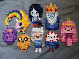 Adventure Time Crew by jlajulia