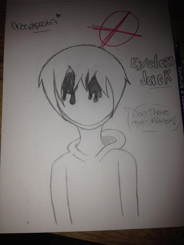 Eyeless jack by Unknowndemon626
