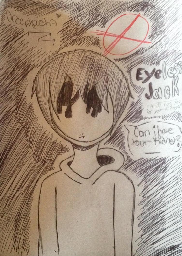 Eyeless jack (update) by Unknowndemon626