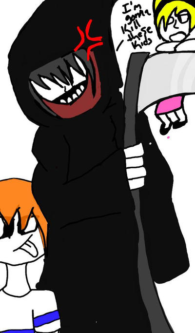 billy and mandy by Unknowndemon626