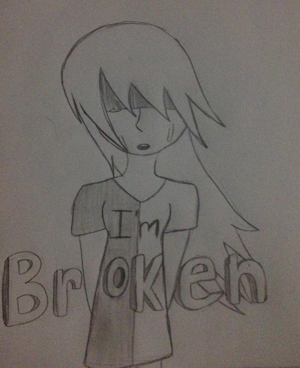 Broken  by Unknowndemon626